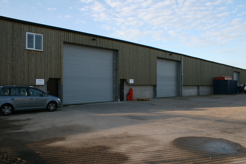 Swiftpak New Warehouse